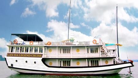 Lavender Halong Cruise
