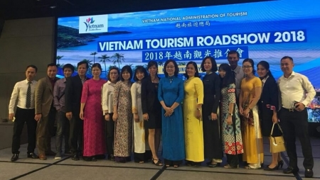 Altour Indochina takes part in VNAT delegation to Taiwan
