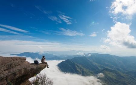 Pha Luong Mountain, an attractive tourist destination