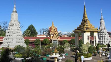 CAM-10 (7 Days 6 Night)Cambodia Kingdom Discovery