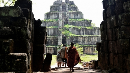 CAM-05 (6 Days 5 Nights) Cambodia Highlight Tour