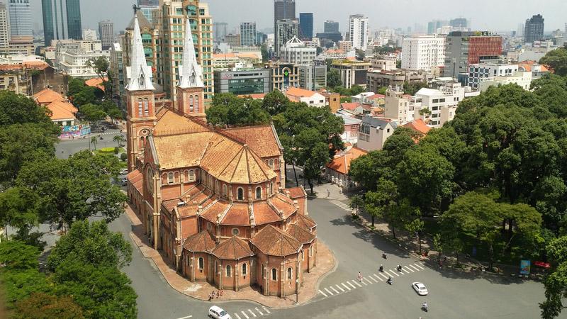<div>SAIGON CITY (HO CHI MINH CITY)</div>